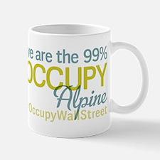 Occupy Alpine Mug