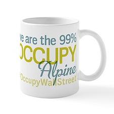 Occupy Alpine Small Mug