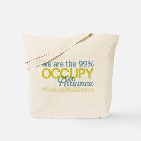 Occupy Alliance Tote Bag
