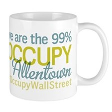 Occupy Allentown Small Mug