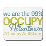 Occupy Allentown Mousepad