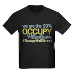 Occupy Allentown Kids Dark T-Shirt