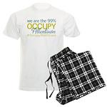 Occupy Allentown Men's Light Pajamas