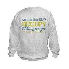 Occupy Albuquerque Sweatshirt