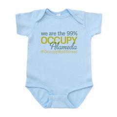 Occupy Alameda Infant Bodysuit