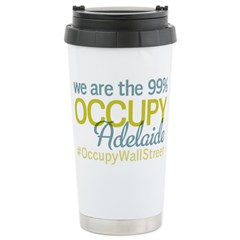 Occupy Adelaide Stainless Steel Travel Mug