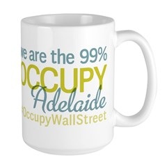 Occupy Adelaide Large Mug