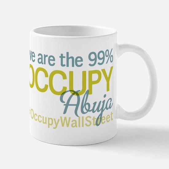 Occupy Abuja Mug
