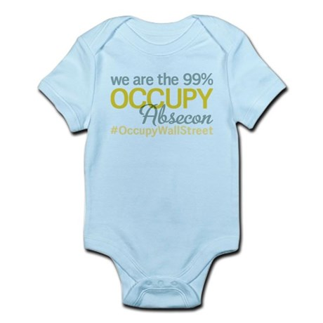 Occupy Absecon Infant Bodysuit