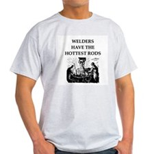 welders joke T-Shirt