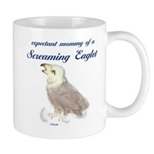 Expectant Eaglet Mommy Mug