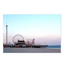 Jersey Shore, NJ Postcards (8)