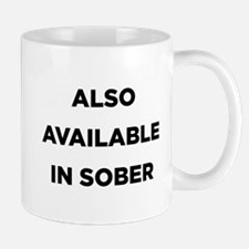 Also Available in Sober Mug