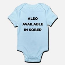 Also Available in Sober Infant Bodysuit