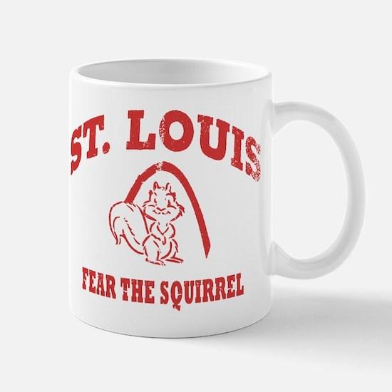 Fear the Squirrel Mug