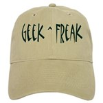 Geek Not Freak Cap