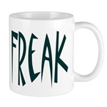 Geek Not Freak Mug