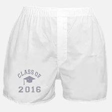 Class Of 2016 Graduation Boxer Shorts