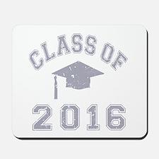 Class Of 2016 Graduation Mousepad