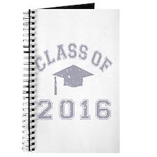 Class Of 2016 Graduation Journal