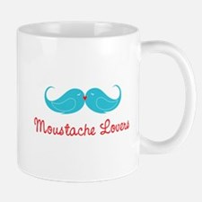 Moustache Lovers Mug