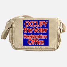 Cute Election 2012 Messenger Bag