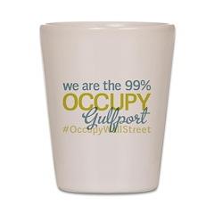 Occupy Gulfport Shot Glass