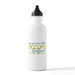 Occupy Gulfport Water Bottle