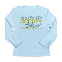 Occupy Gulfport Long Sleeve Infant T-Shirt