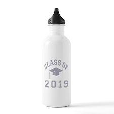 Class Of 2019 Graduation Water Bottle
