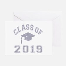 Class Of 2019 Graduation Greeting Card