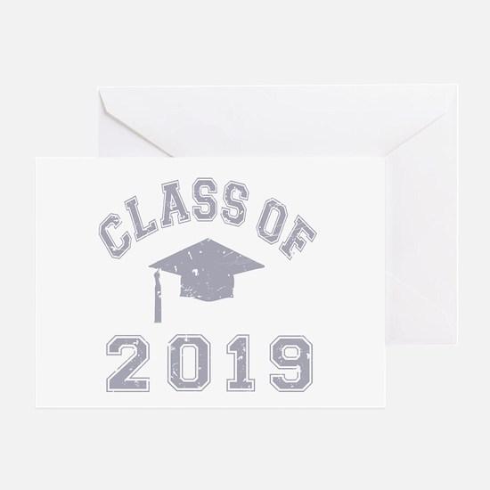 Class Of 2019 Graduation Greeting Card
