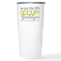 Occupy Guadalajara Travel Mug
