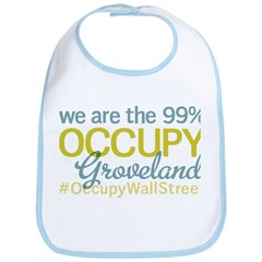 Occupy Groveland Bib