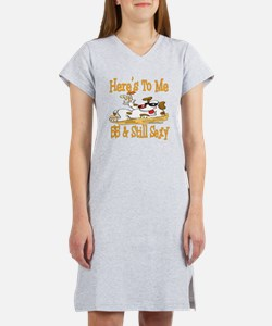 Cheers on 55th Women's Nightshirt