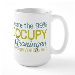 Occupy Groningen Mug