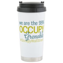 Occupy Grenoble Travel Mug