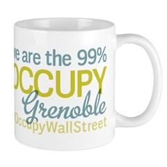 Occupy Grenoble Mug