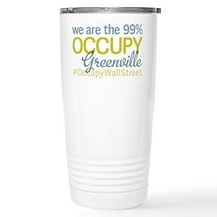 Occupy Greenville Travel Mug