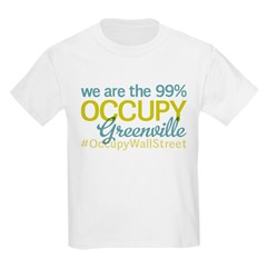 Occupy Greenville T-Shirt