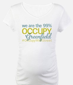 Occupy Greenfield Shirt