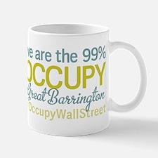 Occupy Great Barrington Small Small Mug