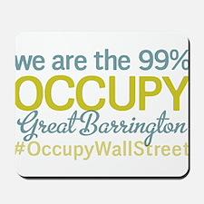 Occupy Great Barrington Mousepad