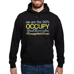 Occupy Great Barrington Hoodie (dark)