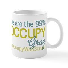 Occupy Graz Mug