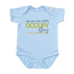 Occupy Graz Infant Bodysuit