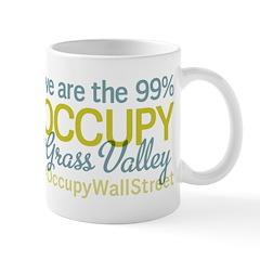 Occupy Grass Valley Mug