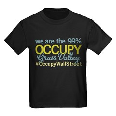 Occupy Grass Valley T