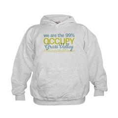 Occupy Grass Valley Hoodie