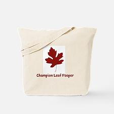 Champion Leaf Peeper Tote Bag